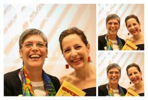 """Imma Marín y Esther Hierro, autoras del libro """"Gamificación"""""""